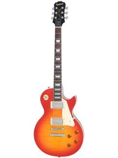Epiphone: Les Paul PlusTop Pro Electric Guitar - Heritage Cherry Sunburst Instruments | Electric Guitar