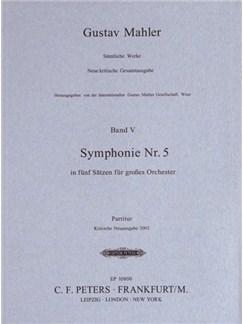 Gustav Mahler: Symphony No.5 (Full Score) Books | Orchestra