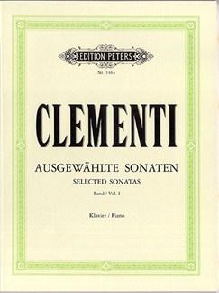 Muzio Clementi: 24 Sonatas Volume 1 Books | Piano