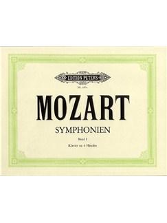 W.A. Mozart: Symphonies Volume 1 Books | Piano Duet
