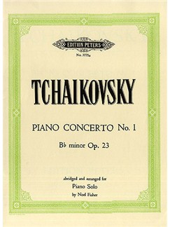 Tchaikovsky: Piano Concerto No.1 In B Flat Minor Op.23 (Piano Solo) Books | Piano
