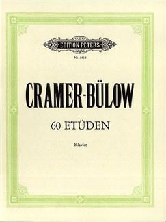 Johann Baptist Cramer: 60 Selected Studies (Piano) Libro | Piano