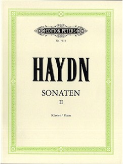 Joseph Haydn: Sonaten Hob. XVI - Volume 2 (Piano) Books | Piano