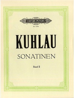 Friedrich Kuhlau: Sonatinen II, Op. 60 And Op. 88 Libro | Piano
