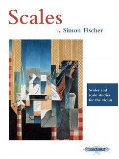 Simon Fischer: Scales Libro | Violín