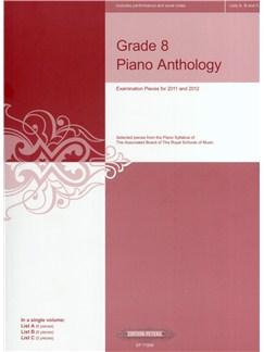 Grade 8 Piano Anthology 2011-2012 Bog | Klaver solo