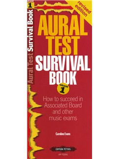 Aural Test Survival Book - Grade 1 Books |