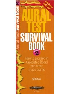 Caroline Evans: Aural Test Survival Book - Grade 2 Books |