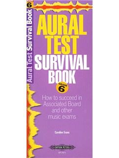 Aural Test Survival Book - Grade 6 Books |