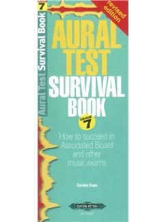 Aural Test Survival Book - Grade 7 Books |
