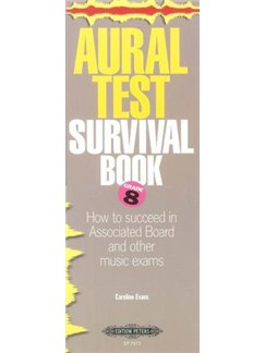 Aural Test Survival Book - Grade 8 Books |
