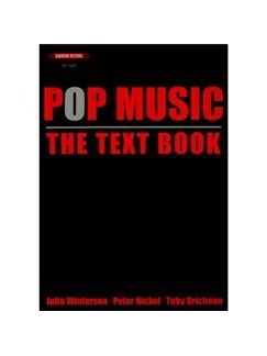 Pop Music The Text Book Books |