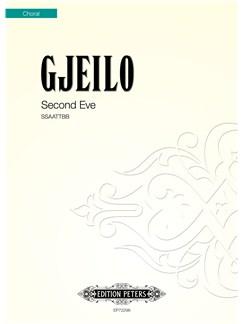 Ola Gjeilo: Second Eve Bog | SATB, Kor
