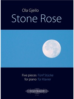 Ola Gjeilo: Stone Rose - Five Pieces For Piano Books | Piano