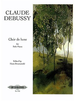 Claude Debussy: Clair De Lune Books | Piano