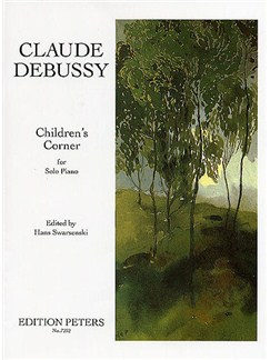 Claude Debussy: Children's Corner (ed. Swarsenski) Piano Books | Piano