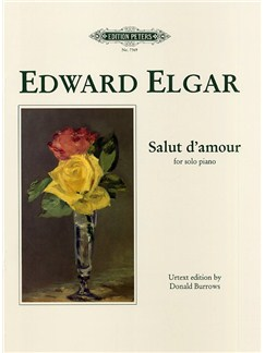 Edward Elgar: Salut D'Amour (Solo Piano) Books | Piano