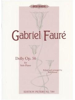 Gabriel Faure: Dolly Suite Op.56 (Piano Solo) Libro | Piano