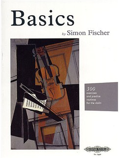 Simon Fischer: Basics Books | Violin