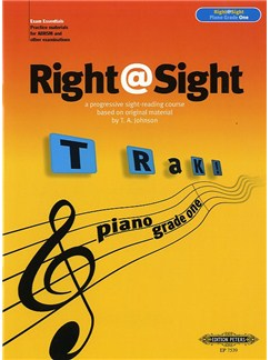 Right@Sight Piano Grade One Books | Piano