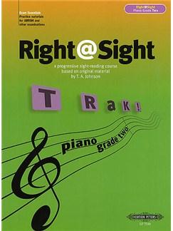 Right@Sight - Piano Grade 2 Books | Piano