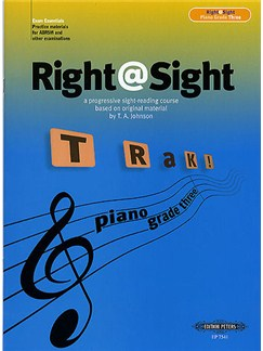 Right@Sight: Piano Grade 3 Books | Piano