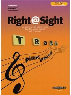 Right@Sight - Piano Grade 4 Books | Piano
