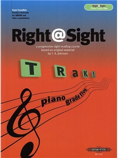 Right@Sight - Piano Grade 5 Books | Piano