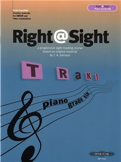 Right@Sight - Piano Grade 6 Books | Piano