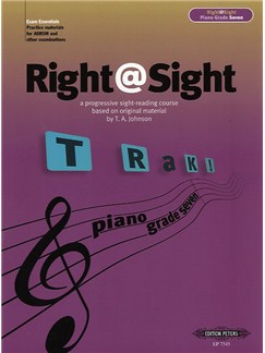Right@Sight - Piano Grade 7 Books | Piano
