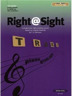 Right@Sight - Piano Grade 8 Books | Piano