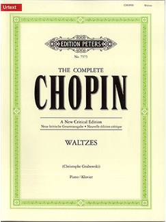 Frederic Chopin: The Complete Chopin - Waltzes Books | Piano
