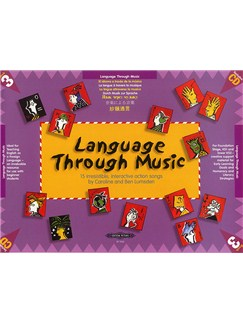 Caroline And Ben Lumsden: Language Through Music - Book Three Books and CDs | Unison Voice, Piano Accompaniment