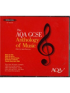 AQA GCSE Anthology Of Music 3CD CDs |