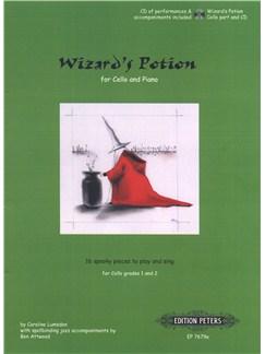 Caroline Lumsden: Wizard's Potion - Cello Books and CDs | Cello