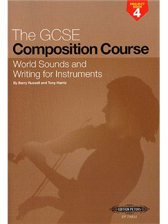 Barry Russell/Tony Harris: The GCSE Composition Course Book 4 Books | All Instruments