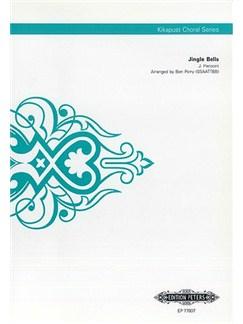 Jingle Bells (Parry) (Kikapust Choral Series) Books | SSAATTBB, Choral