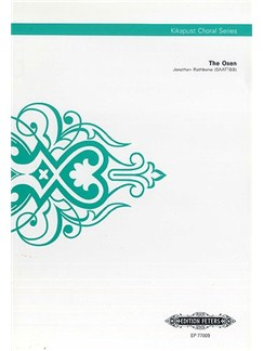 Jonathan Rathbone: The Oxen (Kikapust Choral Series) Books | SSAATTBB, Choral