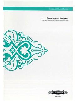 Quem Pastores Laudavere (Kikapust Choral Series) Books | SSAATTBB, Choral