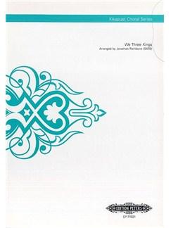 We Three Kings - SATB (Kikapust Choral Series) Books | SATB