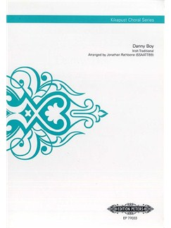 Danny Boy (Kikapust Choral Series) Books | SSAATTBB, Choral