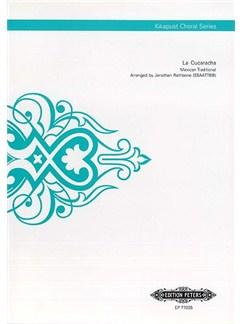 La Cucaracha (Kikapust Choral Series) Books | SSAATTBB, Choral