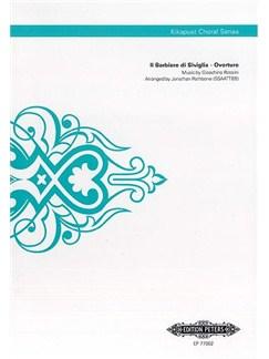 Gioacchino Rossini: Il barbiere di Siviglia – Overture (Kikapust Choral Series) Books | SSAATTBB, Choral