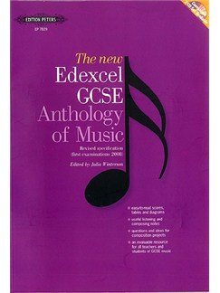 The New Edexcel GCSE Anthology Of Music Books | All Instruments