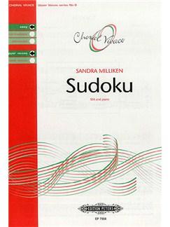 Sandra Milliken: Sudoku (SSA And Piano) Books | SSA, Piano Accompaniment