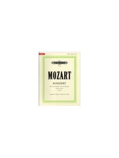 W.A. Mozart: Concerto No.20 In D Minor K.466 (Piano Duet) Libro |