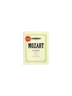 W.A. Mozart: Flute Concerto In G KV313 Books | Flute, Piano Accompaniment