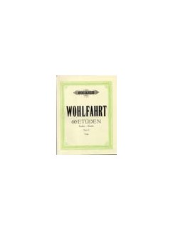 Franz Wohlfahrt: 60 Studies For Viola Op.45 Books | Viola