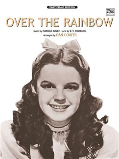 Over The Rainbow (Easy Piano Edition) Books | Piano and Voice, With Chord Symbols
