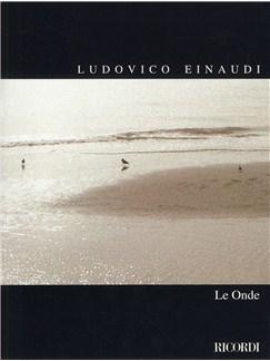 Ludovico Einaudi: Le Onde Books | Piano